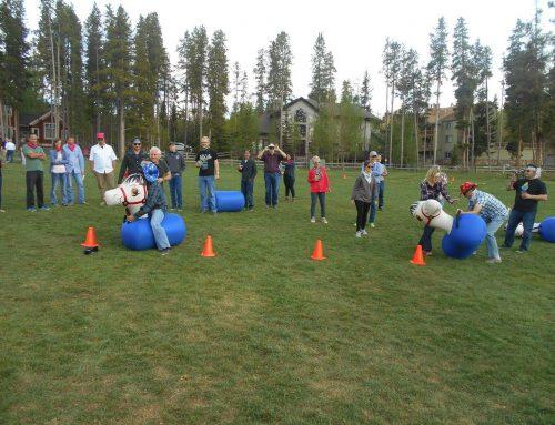 06/08/17 Breckenridge: Wild Western Games