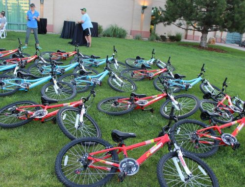 06/20/17 Broomfield: Trip for Kids Bike Build