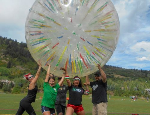 The art of striving – and how a team building event can help rediscover it